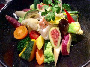 アボガド八宝菜サラダ